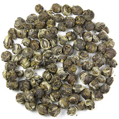 Herbata jaśminowa – cesarska perła