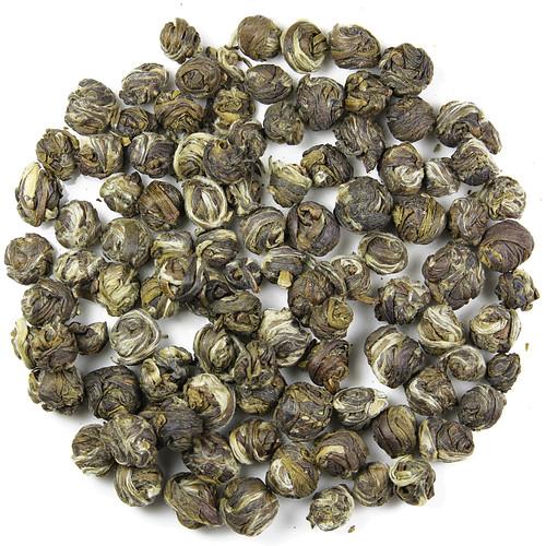 zielona herbata jaśminowa
