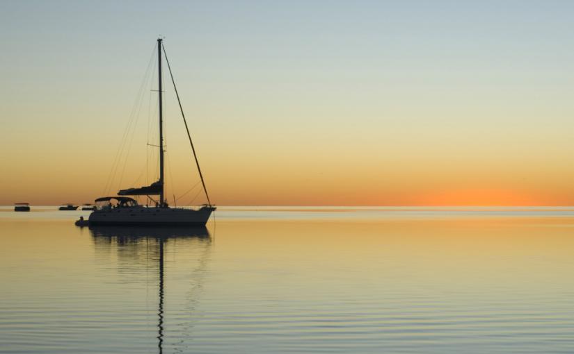 Pomysł na zdrowe wakacje na morzu