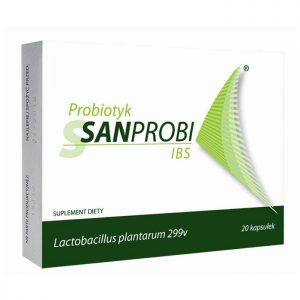 skuteczny probiotyk sanprobi ibs